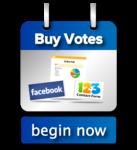 buy votes on facebook