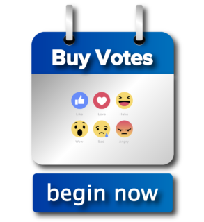 facebook likes votes